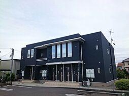 香川県善通寺市金蔵寺町の賃貸アパートの外観