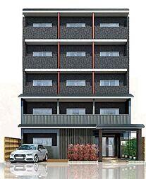 「ベラジオ京都鞍馬口」[2階]の外観