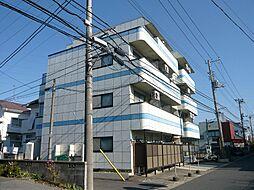 バディマンション東茂原[1F号室]の外観