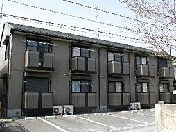 千葉県柏市西原4丁目の賃貸アパートの外観