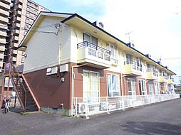 Y'sハウス 1番館[2階]の外観