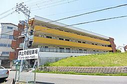 大阪府枚方市長尾家具町3丁目の賃貸マンションの外観