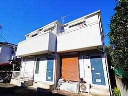 東京都西東京市芝久保町4丁目の賃貸アパートの外観
