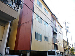 大阪府枚方市伊加賀緑町の賃貸マンションの外観