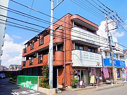 埼玉県所沢市北所沢町の賃貸マンションの外観