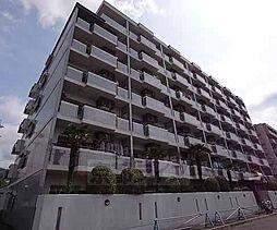 京都府宇治市五ヶ庄平野の賃貸マンションの外観