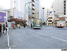 荻窪駅(現地まで640m)
