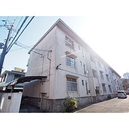 松原マンション[1階]の外観