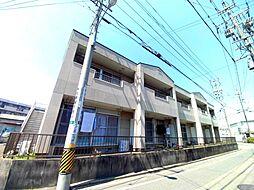 コーポFUKUJIN[2階]の外観