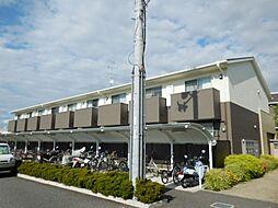 兵庫県尼崎市田能1丁目の賃貸アパートの外観
