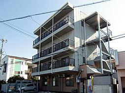 プラティK東松江[4階]の外観