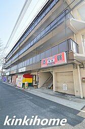 広島県広島市佐伯区五日市中央7丁目の賃貸マンションの外観