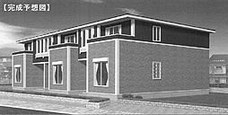 サクールI[1階]の外観