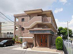 ボナール新中町[1階]の外観