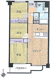 マンション(大泉学園駅からバス利用、3LDK、2,750万円)