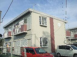 白沢ハイツA[1階]の外観