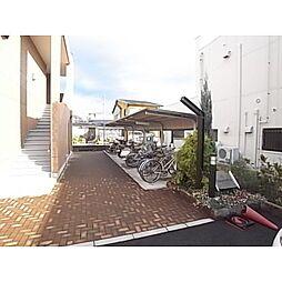 奈良県奈良市四条大路4丁目の賃貸マンションの外観