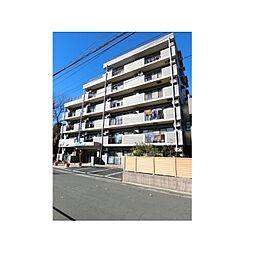 埼玉県さいたま市北区吉野町の賃貸マンションの外観