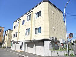 江別大麻レモンハイツI[3階]の外観