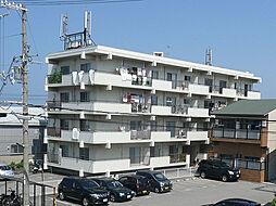 高津志マンション[2階]の外観