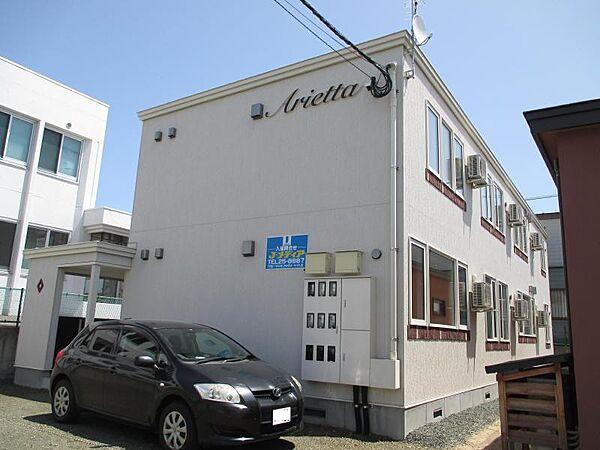 ARIETTA 2階の賃貸【北海道 / 北見市】