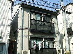 兵庫県神戸市灘区大和町1丁目の賃貸マンションの外観