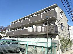 愛知県名古屋市中村区岩塚町1丁目の賃貸アパートの外観