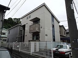 アムール山茶花[1階]の外観