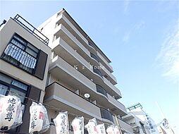 兵庫県神戸市東灘区本山中町4丁目の賃貸マンションの外観