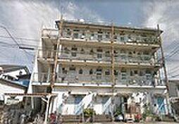 天王マンション[3階]の外観