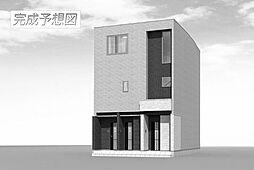 愛知県名古屋市名東区藤里町の賃貸アパートの外観