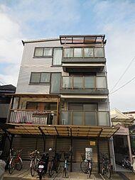 兵庫県尼崎市食満7丁目の賃貸マンションの外観
