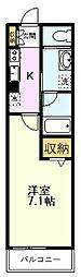 JR南武線 西国立駅 徒歩3分の賃貸マンション
