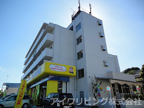 ジュネス桜ヶ丘 4階の賃貸【東京都 / 多摩市】