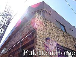 東京都渋谷区笹塚1丁目の賃貸マンションの外観