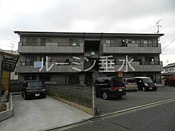 兵庫県小野市上本町の賃貸マンションの外観
