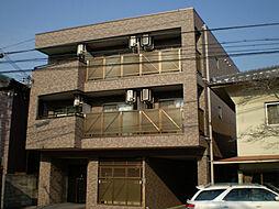 大阪府豊中市南桜塚1丁目の賃貸マンションの外観