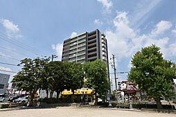JR「安城」駅徒歩2分にありながら、緑豊かな静かな住環境です