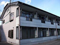 ハイム峰ヶ丘[1階]の外観