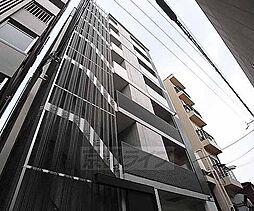 京都府京都市下京区上之町の賃貸マンションの外観