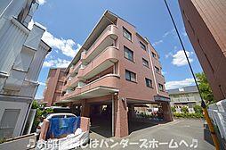 大阪府枚方市長尾元町6丁目の賃貸マンションの外観