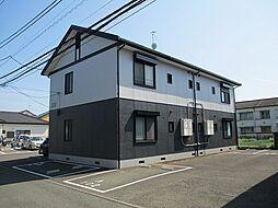 神奈川県平塚市南原3丁目の賃貸アパートの外観