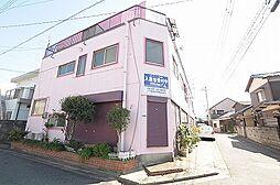 福岡県北九州市小倉南区富士見1丁目の賃貸アパートの外観