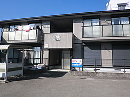 高知県高知市比島町4丁目の賃貸アパートの外観