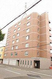 北海道札幌市東区北三十三条東5丁目の賃貸マンションの外観