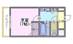 SUCCESS52[1階]の間取り