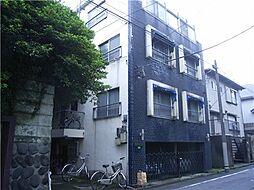東京都大田区西嶺町15丁目の賃貸マンションの外観