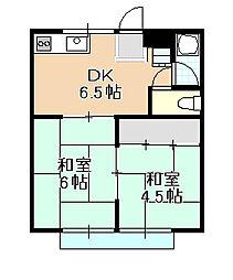 JR津山線 備前原駅 徒歩15分の賃貸アパート