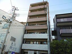 NCA美章園[3階]の外観