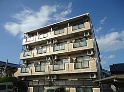 兵庫県姫路市伊伝居の賃貸マンションの外観
